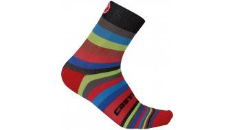 Castelli Striscia 13 Socken Herren-Socken black/multicolor