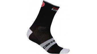 Castelli Rosso Corsa 9 骑行袜 型号