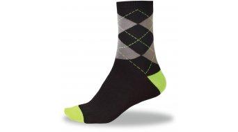 Endura Argyll calcetines (de 2 unidades) Caballeros-calcetines