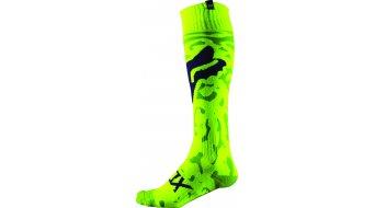 Fox Coolmax Cauz Socken Herren MX-Socken Thin Gr. M yellow