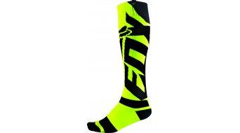 Fox Coolmax Shiv Socken Herren MX-Socken Thick Gr. L yellow
