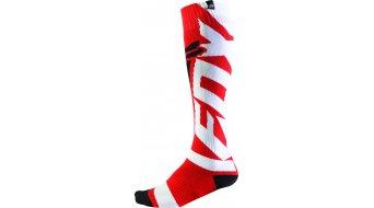 Fox Coolmax Shiv Socken Herren MX-Socken Thick Gr. M red