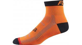Fox Trail Socken Herren-Socken Gr. S/M flo orange