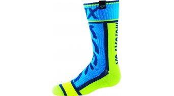 Fox MX Divizion Socken Kinder-Socken Youth Gr. Y-S blue/green
