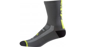 Fox Logo Trail 骑行袜 男士-骑行袜 20厘米 型号