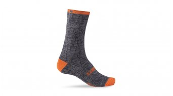 Giro Merino Seasonal Wool Socken crackle/flame orange Mod. 2016