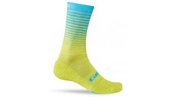 Giro Merino invierno Wool calcetines tamaño S lime/azul Mod. 2016
