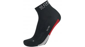 GORE Bike Wear Oxygen Socken Rennrad Gr. 35-37 black/silver grey
