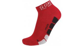 GORE Bike Wear Power Socken Rennrad red/black