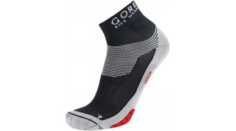 Gore Bike Wear Xenon calzini bici da corsa . black/red