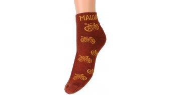 Maloja TarikM. socks size 43/46 henna