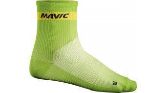 Mavic Cosmic Mid Socken Gr. 35/38 light green