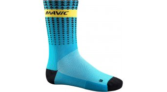 Mavic Haute Route Socken dresden blue