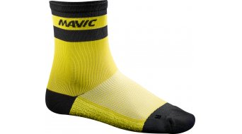 Mavic Ksyrium Carbon Socken Gr. 35/38 yellow mavic