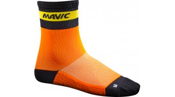 Mavic Ksyrium carbon socks size 35/38 orange-x