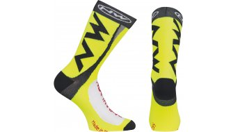 Northwave Extreme Tech zokni Méret M yellow fluo