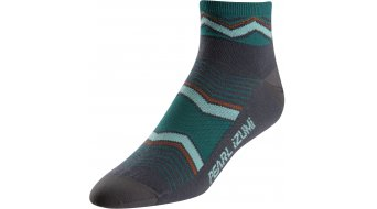 Pearl Izumi Elite Socken Damen-Socken Gr. S chevrons viridian green