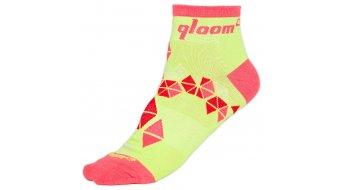Qloom Frehwater Socken Damen-Socken Socks Gr. 36-38 lime