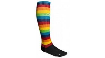 Sugoi R + R Knee High Socken Damen-Socken Gr. S rainbow