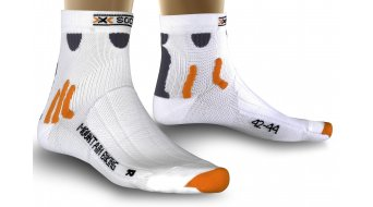 X-Bionic Mountain Biking Socken Gr. 35/38 white