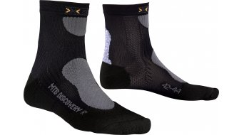 X-Bionic Discovery Mountain Biking Socken Gr. 35/38 black