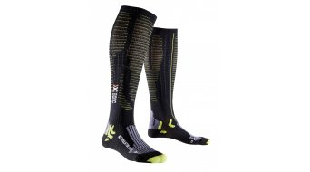 X-Bionic Accumulator Competition chaussettes Socks taille black/acid green
