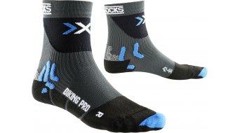X-Bionic Pro Mid Socken Gr. 35/38 anthracite/black