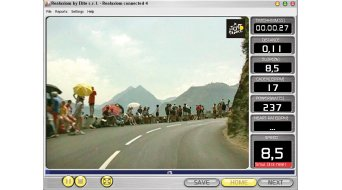 Elite DVD Monte De St Lary Soulan TdF für Real Axiom/Real Power