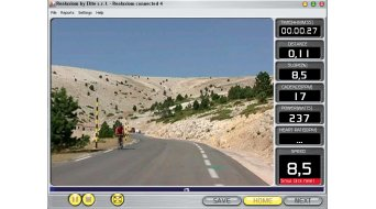 Elite DVD Mont Ventoux TdF Classic für Real Axiom/Real Power