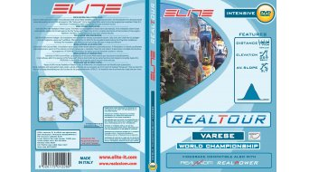 Elite DVD Varese 2008 Worldchampionship 适用于 Real Axiom/Real Power/Real Tour
