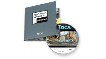 Tacx DVD Trainersoftware TTS 4 Advanced- Vollversion T1990.06