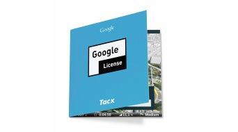 Tacx Google Lizenz 适用于 Tacx Trainer Software (1 Jahr ab Aktivierung)