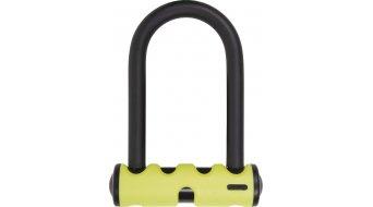 Abus U-Mini 40 自行车锁 U型挂锁 140mm-长 yellow