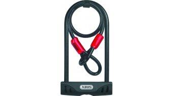 Abus Facilo 32/Cobra candado para bicicleta candado de arco parabólico (incl. cable de lazo 140cm-largo(-a)/USH soporte de candado)