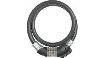 Abus Raydo Pro 1440 candado para bicicleta cable(-s)-/candado de combinación 85cm-largo(-a) negro(-a) (incl. soporte de candado)