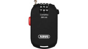 Abus Combiflex 自行车锁 导线-/密码锁 black