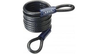 Abus 1850 cuerda de lazo Zusatzsicherungskabel 185cm-largo(-a) negro(-a)