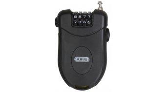 Abus Combiflex Pro 202 C/SB candado para bicicleta cable(-s)-/candado de combinación negro(-a)