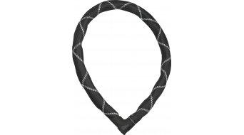 Abus Iven 8220 cadenas de vélo antivol avec chaîne intégrée noir