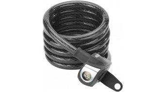 Abus Booster 670 candado para bicicleta candado de cable 180cm-largo (incl. LL/URB soporte de candado)