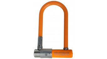 Kryptonite KryptoLok 2 Mini-7 candado de arco parabólico light naranja