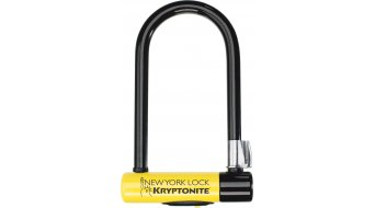 Kryptonite New York Lock estándar 10cm x 20cm candado de arco parabólico incl. soporte Flexframe