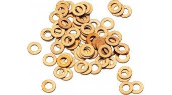 DT Swiss U-Scheiben für Speicheköpfe Messing passend für 2.0mm Durchmesser (1000 Stück)