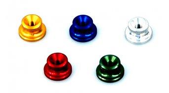 Tune Ersatzteil Mutter für Schnellspanner passend für AC14 und AC16/17 rot