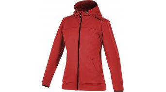 Craft Leisure Kapuzenjacke Damen-Kapuzenjacke Zip Hoody red