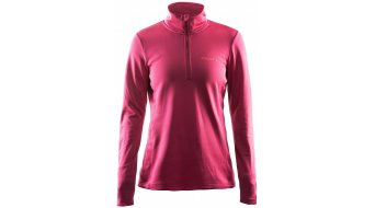 Craft Swift Halfzip Pullover Damen-Pullover ruby