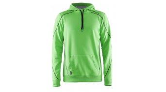 Craft In-The-Zone jersey de capucha Caballeros-jersey de capucha Hoodie tamaño XS craft verde