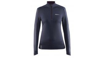 Craft Facile Embossed Halfzip jersey Señoras-jersey