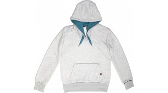 Five Ten Six Shooter felpa con cappuccio da donna- felpa con cappuccio Hoodie . heather grey/harbor blue