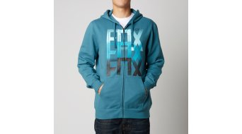Fox Dalton Kapuzenjacke Herren-Kapuzenjacke Zip Hoodie Gr. XXL maui blue
